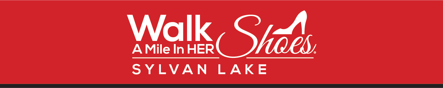 Walk A Mile In HER Shoes Sylvan Lake