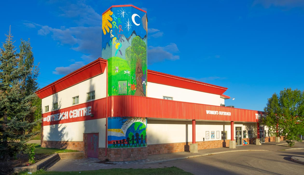 The Outreach Centre Red Deer