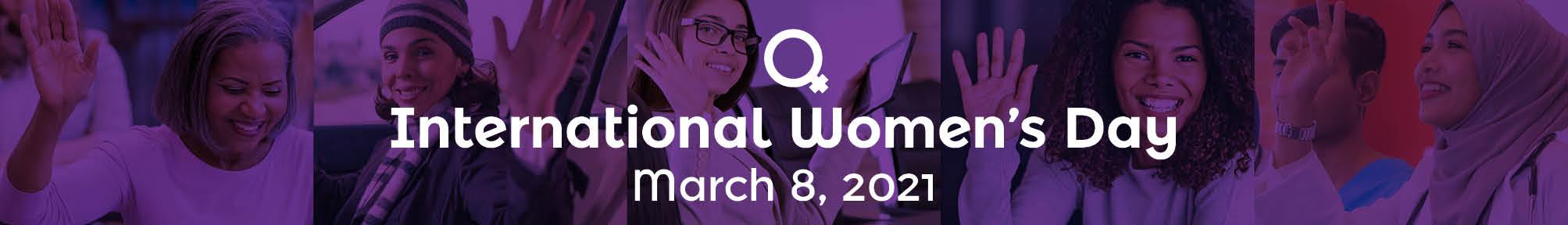 International Women's Day March 8, 2021