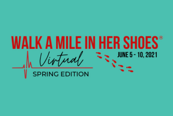 Walk A Mile In HER Shoes Red Deer College